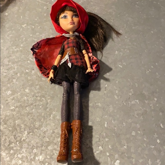 Ever After High Cerise Hood  Red Riding Hood doll